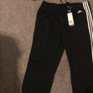 Other - Black adidas jogger pants